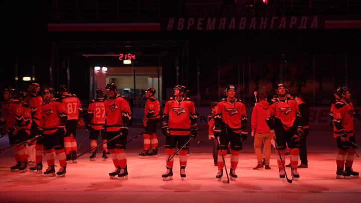 Не молчат хоккейные стволы: новогодний тест по итогам первой половины сезона «Авангарда»