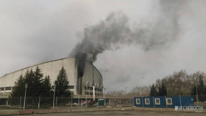 Мнение: депутат рассказал новые подробности пожара во дворце спорта Ярыгина и назвал иные причины