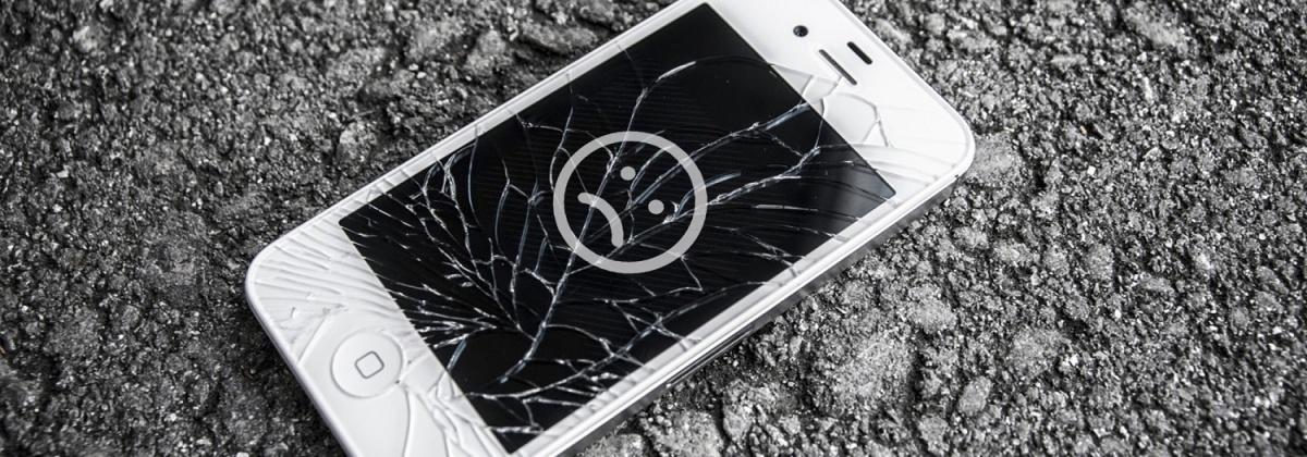 Противоударную защиту для дисплея смартфона можно купить всего за 50 рублей