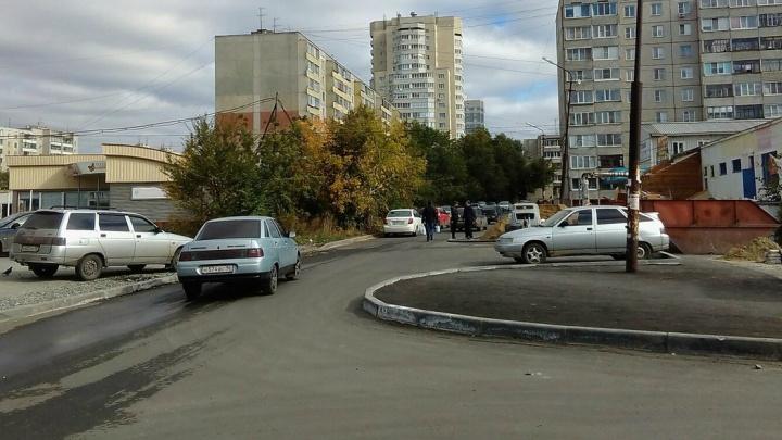 В Заозёрном на перекрестке Мостостроителей— Голикова появится новый сквер