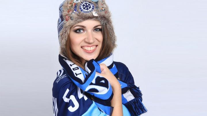В Новосибирске выбрали музу для игроков ХК «Сибирь» — ею стала девушка-юрист