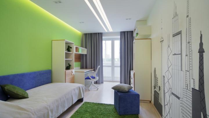Домашняя работа: как оформить комнату школьника