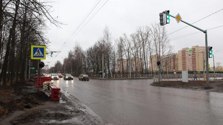 Перекрытие Тутаевского шоссе в Ярославле могут отложить на неопределённый срок