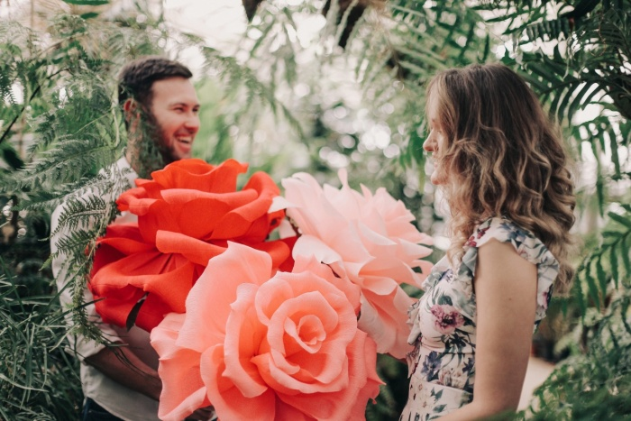 На этой неделе мы собрали не только самые интересные события, но и несколько вариантов для влюблённых пар на 14 февраля