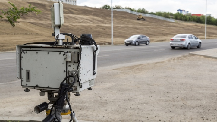 Глаз да глаз: на обочинах Волгоградской области спрятали дорожные камеры
