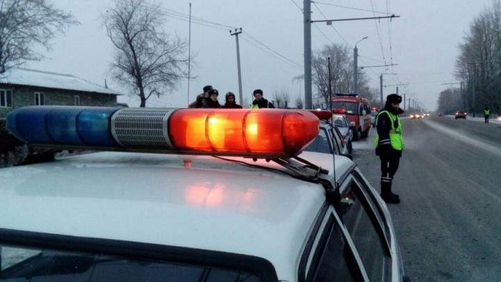 Четыре человека погибли в лобовом ДТП в Челябинске