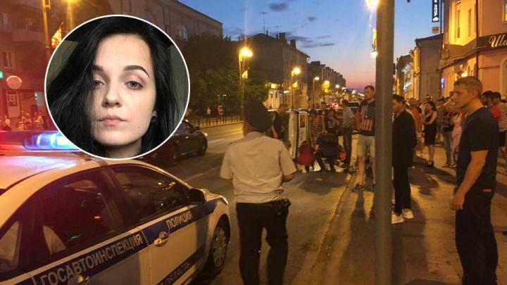 Гнали от филармонии, девушку от удара подкинуло в воздух: подробности жесткого ДТП на Республики