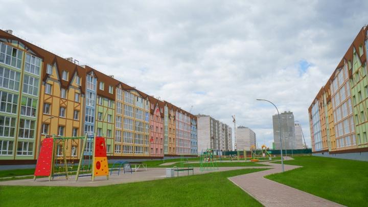 Новый «Кошелев-проект»: выбираем жилье на карте большой застройки