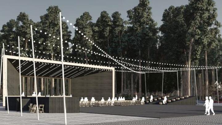 Музей военной техники и велодорожки: в Перми предложили благоустроить два парка