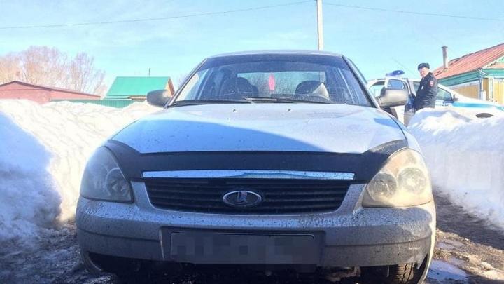 Переехал и скрылся: в Башкирии разыскали нетрезвого водителя, сбившего насмерть пешехода