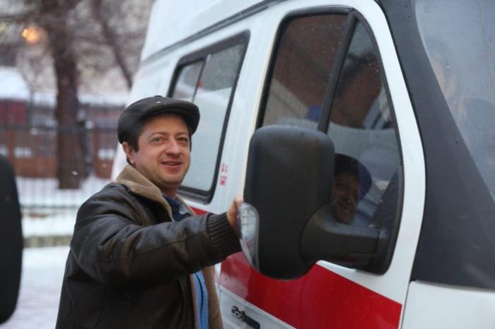 Всего новосибирские медики получили сегодня 20 новых машин