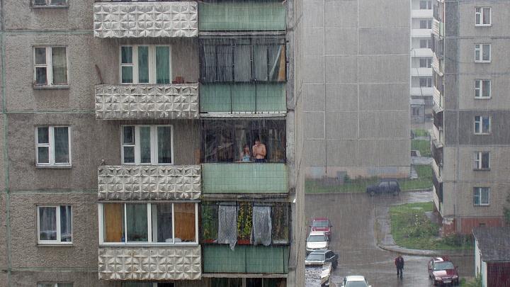 Оставайтесь дома и закройте окна: МЧС предупредило о сильных дождях в Челябинской области