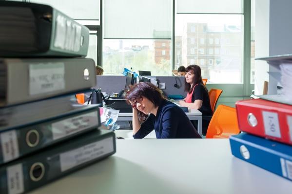 Только 18 процентов челябинцев не задумывались о том, чтобы сменить текущее место работы