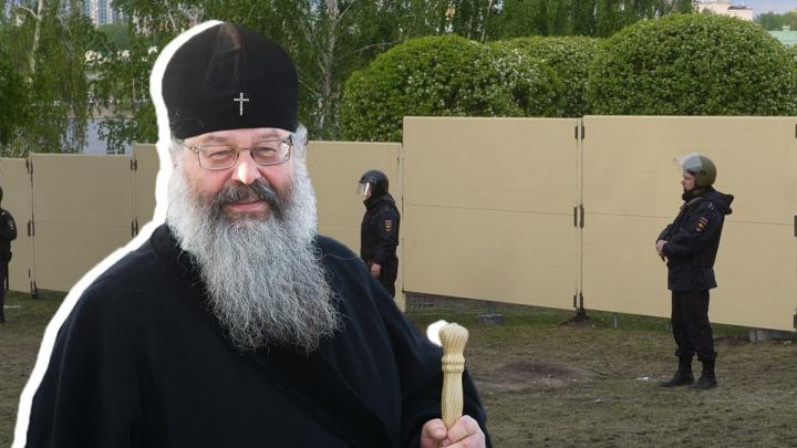 Митрополит Кирилл: «За годы борьбы за храм мы показали, что готовы к диалогу»