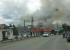 Под Екатеринбургом случился крупный пожар в магазине «Пятерочка»