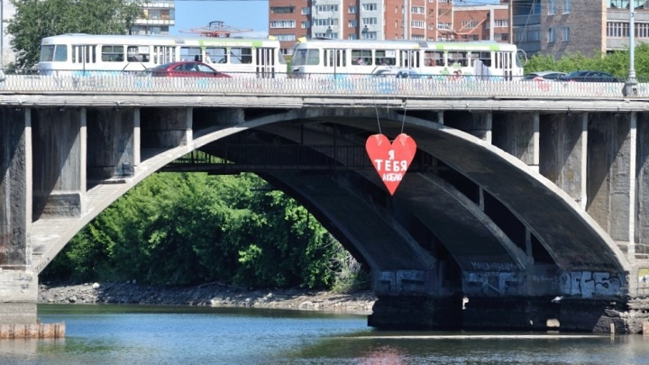 В Екатеринбурге выбрали компанию, которая разрушит Макаровский мост и построит заново