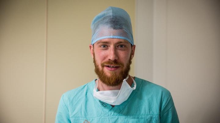 Хирург из Новосибирска получил 2 миллиона от Путина