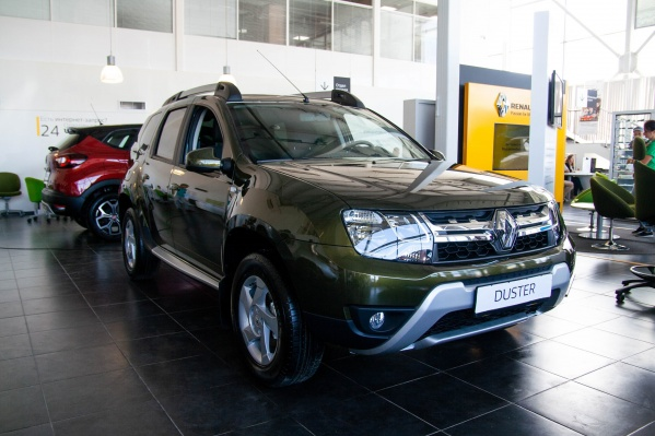 Renault Duster обошел конкурентов по многим параметрам