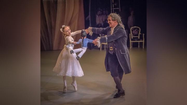 «У девочки талант»: 11-летняя пермячка поступила в Академию Вагановой в Санкт-Петербурге