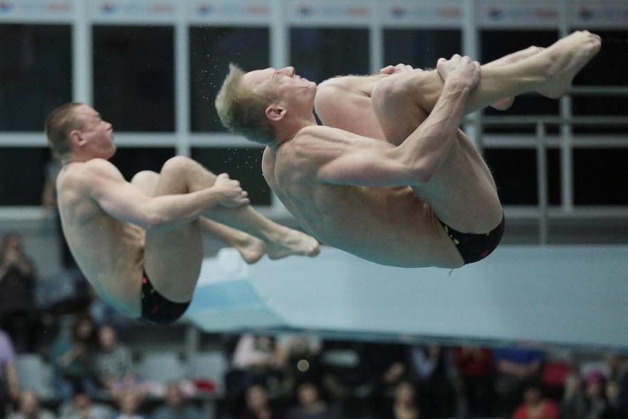 Илья Захаров и Евгений Кузнецов в 2012 году стали серебряными призёрами
