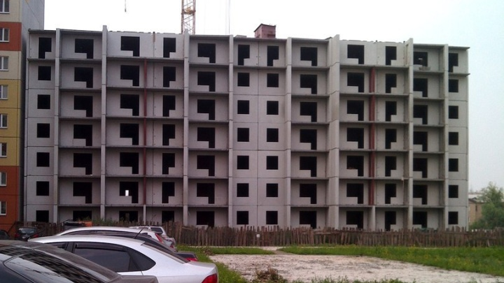 Дольщикам высотки в Копейске задержали передачу квартир на полгода