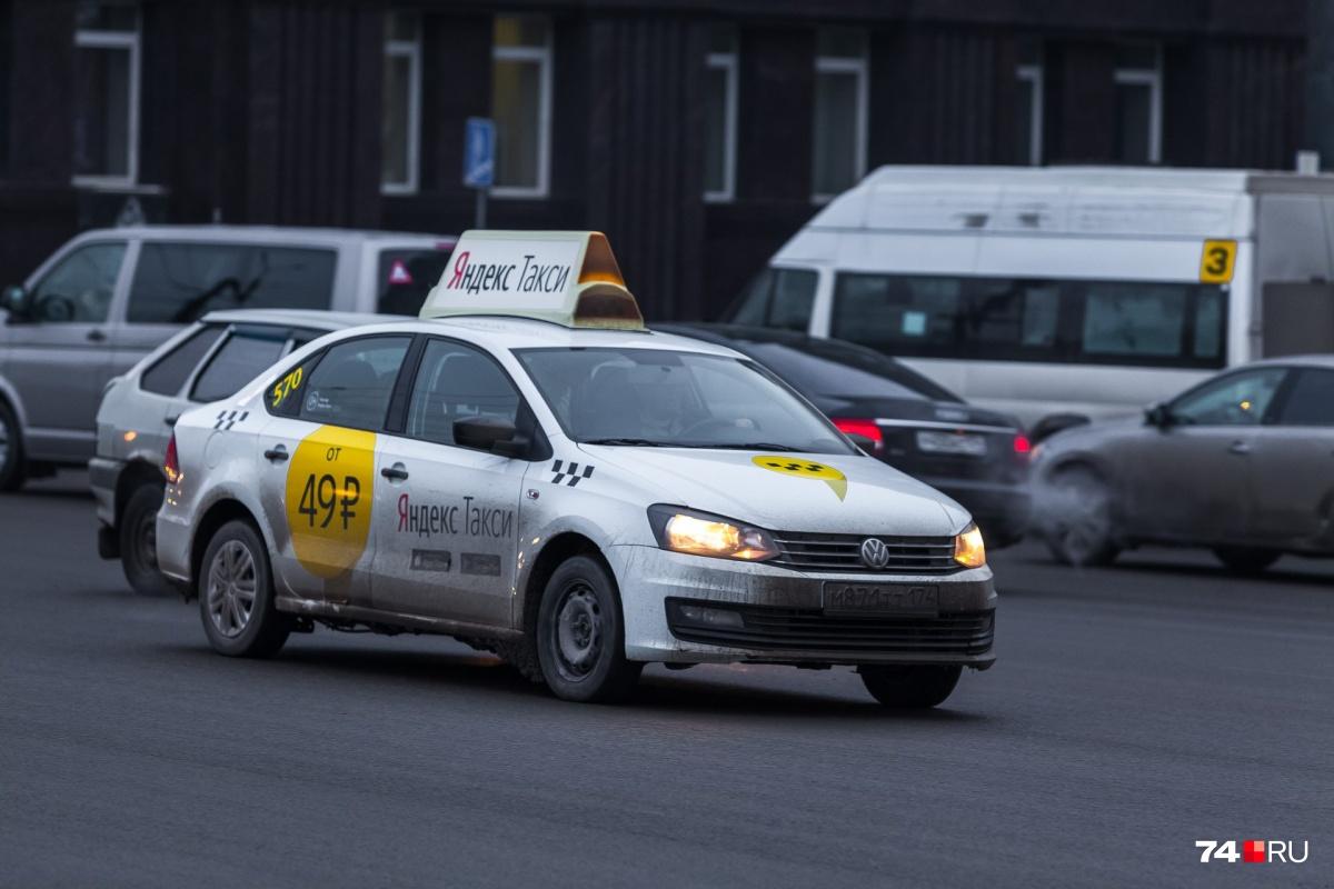 bfd576e63bcd2 Из-за желания полихачить в Челябинске заблокировали уже 14 процентов  таксистов, злостно нарушающих ПДД