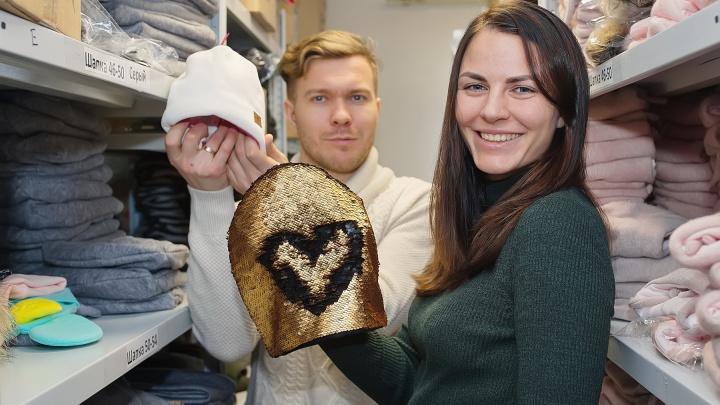 Блестки и единороги: как уральцы построили взрослый бизнес на детских шапочках