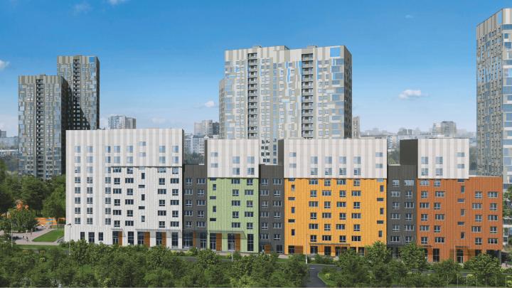 В центре Перми стартовала продажа квартир в новом доме бизнес-класса