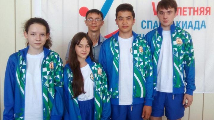 Юные шахматисты Башкирии отличились на Спартакиаде учащихся России