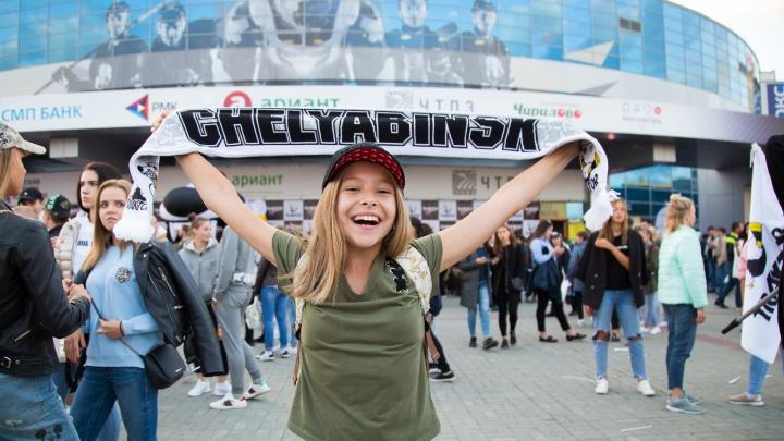 Витя АК и Верка Сердючка: челябинский хоккейный клуб «Трактор» открыл сезон ярким open air