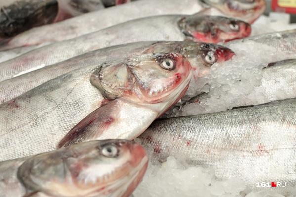 Рыбу пытались провезти через границу без ветеринарных документов