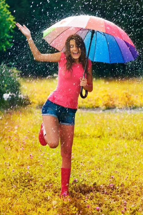 Дожди задержатся в Кузбассе до следующей недели
