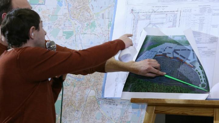 «Фишка — висящие сады и водопады»: челябинцам представили проект нового ТРК от создателей «Родника»