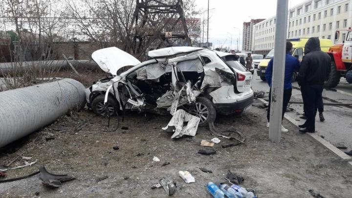 Удалили почку и селезенку: пострадавшая в ДТП на 50 лет ВЛКСМ рассказала о последствиях аварии