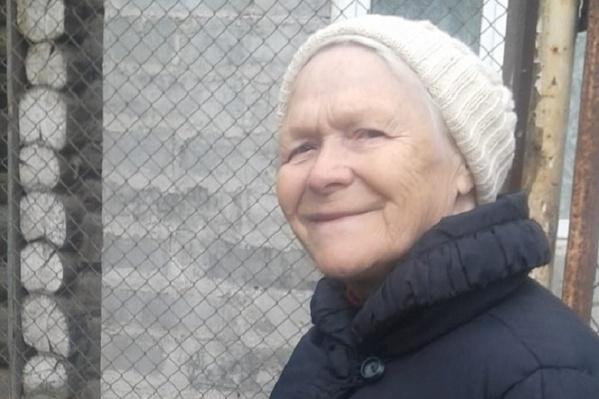 Женщину нашли наулице Долорес Ибаррури