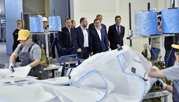 Приставы требуют с завода «Полипак», принадлежащего экс-директору АНПЗ, более 8 миллионов рублей