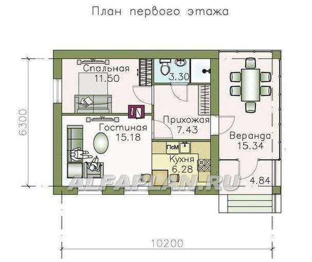 За эти деньги и хрущёвку не купишь: собственный дом обойдётся уральцам всего в 1,6 миллиона рублей
