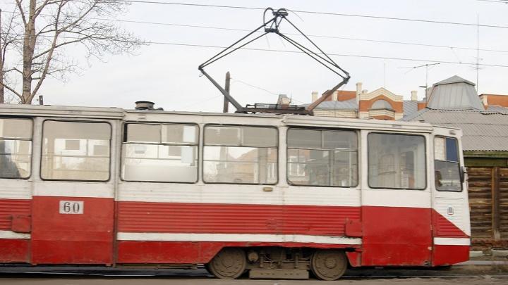В Омске трое суток не будут работать трамваи и троллейбусы на четырёх маршрутах