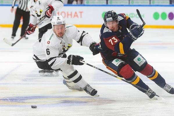 До конца регулярного чемпионата «Трактор» и «Металлург» ещё встретятся в Челябинске