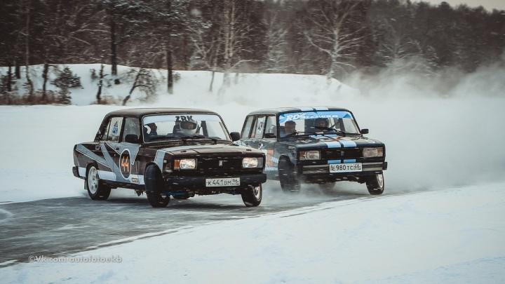 Из-за гонок на Балтыме Минприроды оштрафует всех автомобилистов, которые там находились