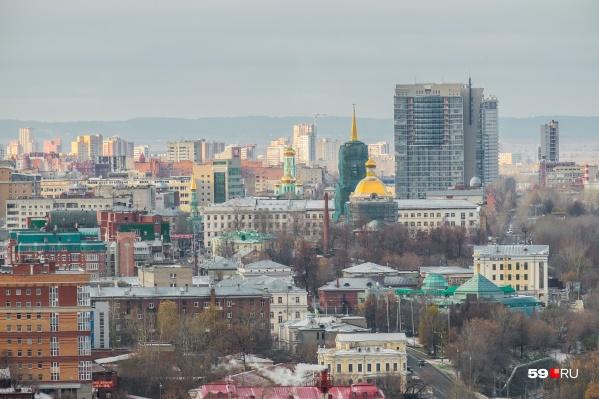 Одна из причин актуализации генплана Перми — подготовка к 300-летию города