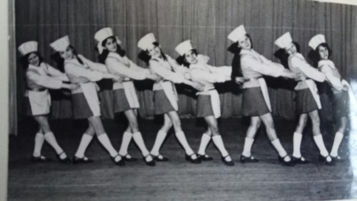 В уфимском доме культуры нашли 283 фотографии 70-х годов