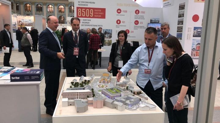 Адаптация под современность: в Москве показали проект застройки площади Волкова