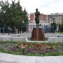 Сквер в центре Челябинска защитили от пивных ларьков и шашлычных