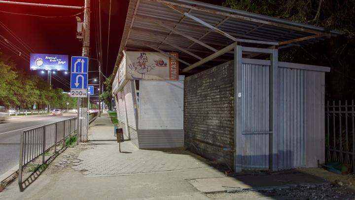 В Дзержинском районе страшная остановка оголилась без фальшфасадов чемпионата мира