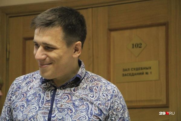 Андрей Боровиков обжалует приговор вЕвропейском суде по правам человека