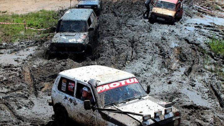 Грязь, песок и ил: в Волгоградской области проведут битву для проходимых «монстров» на колесах
