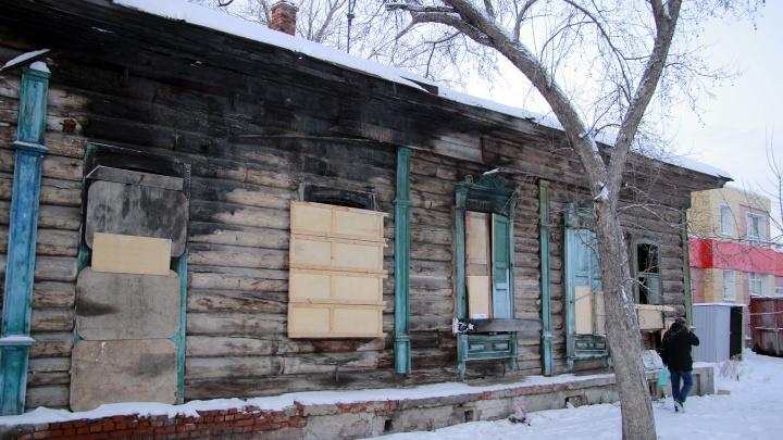 Омский минкульт объявил ответственным за ситуацию вокруг «Дома Хлебникова» «Мостовик»