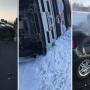 В аварии на границе с Курганской областью погибли несколько человек