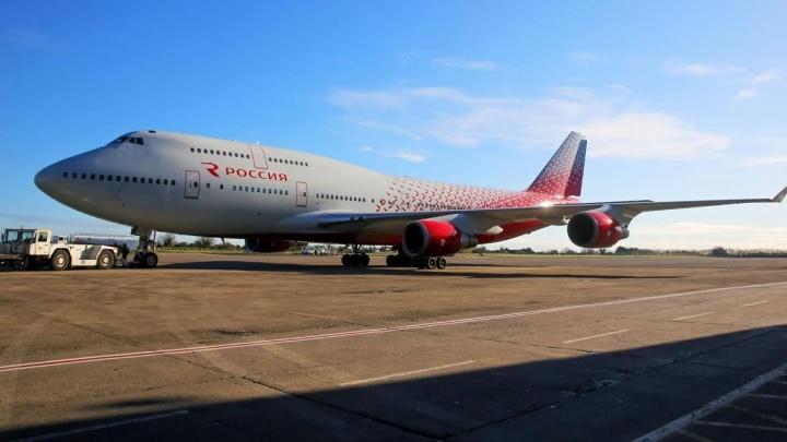 Из Кольцово в Анталью, Сочи и Ларнаку будет летать двухэтажный самолёт